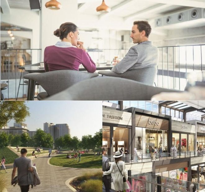 Executive Residences at Dubai Hills Estate by Emaar