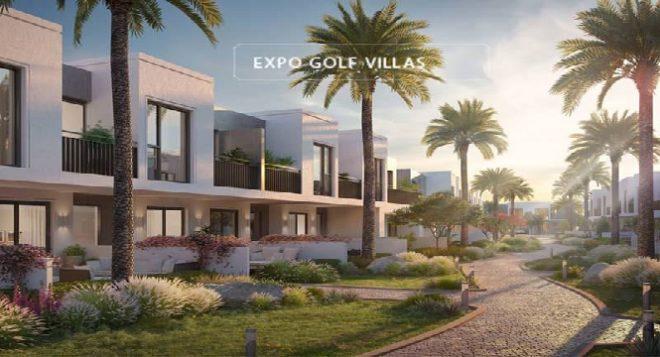 Expo Golf Villas by Emaar - Emaar South