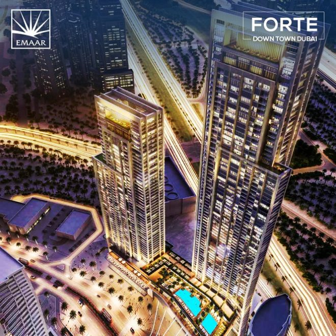 Forte Downtown by Emaar - Dubai