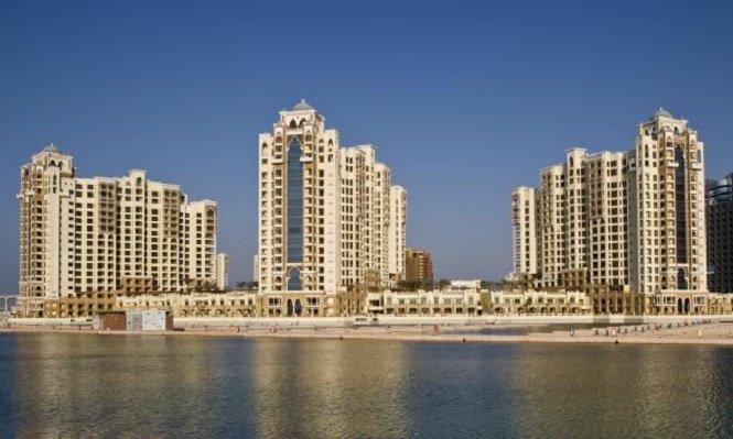 Marina Residences by Nakheel at Palm Jumeirah