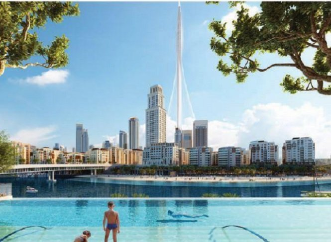 Palace Residences Address Hotels and Resorts Dubai Creek Harbour