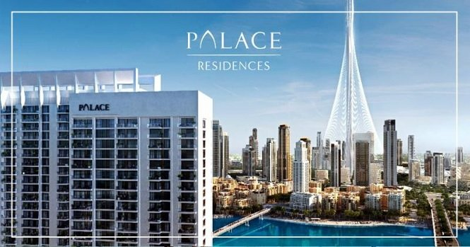 Palace Residences - Emaar - By Address Hotels and Resorts