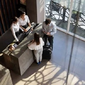 Palace Residences by Address Hotels and Resorts by Emaar - 24-hour Concierge Service