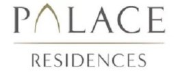Palace Residences by Address Hotels and Resorts by Emaar - Logo