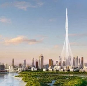 Palace Residences by Address Hotels and Resorts by Emaar - Views of Dubai Creek Tower