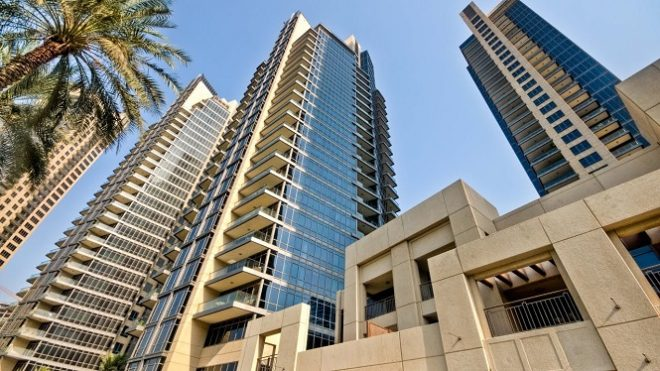 South Ridge Downtown Dubai Emaar Apartment - Buildings