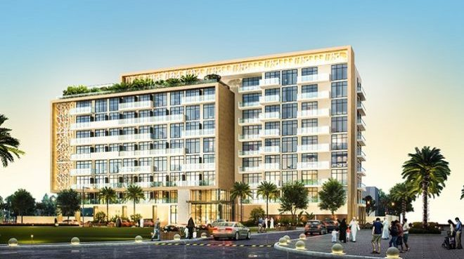 Studio 101 by Meilenstein at Dubai Studio City - Apartment for Sale