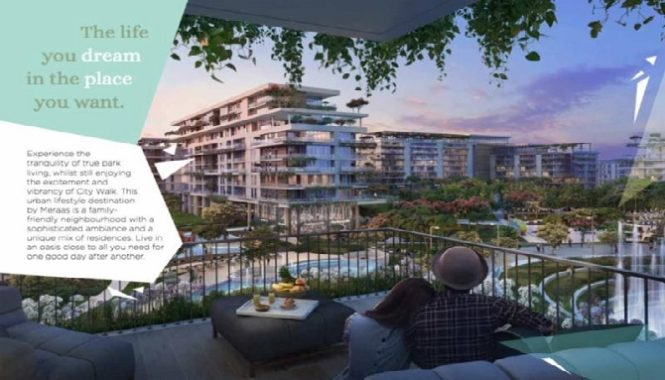 Central Park at City Walk by Meraas - Luxury Apartments for Sale