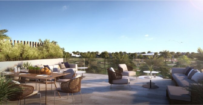 Golf Grove at Dubai Hills Estate by Emaar