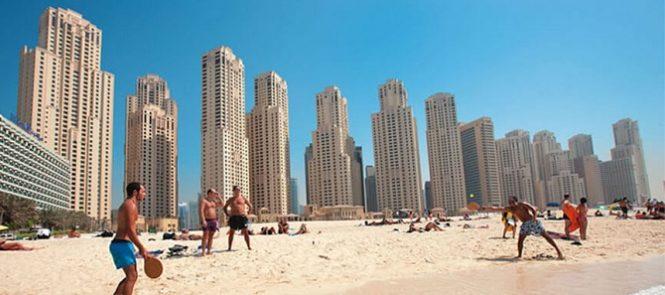 JBR - Jumeirah Beach Residences - Dubai