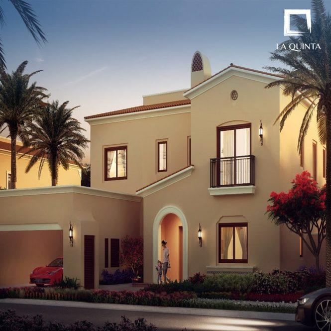 La Quinta Villas by Dubai Properties Group 3 Bedrooms Villa