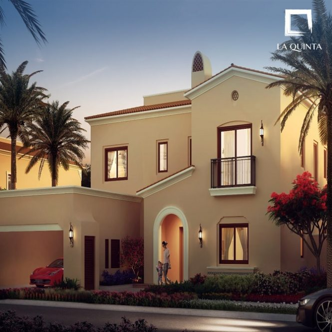 La Quinta Villas by Dubai Properties Group 3 Bedrooms Villa