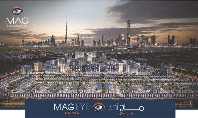 MAG EYE at Meydan