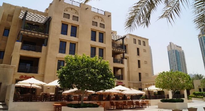 Old Town Zanzabeel Downtown Dubai