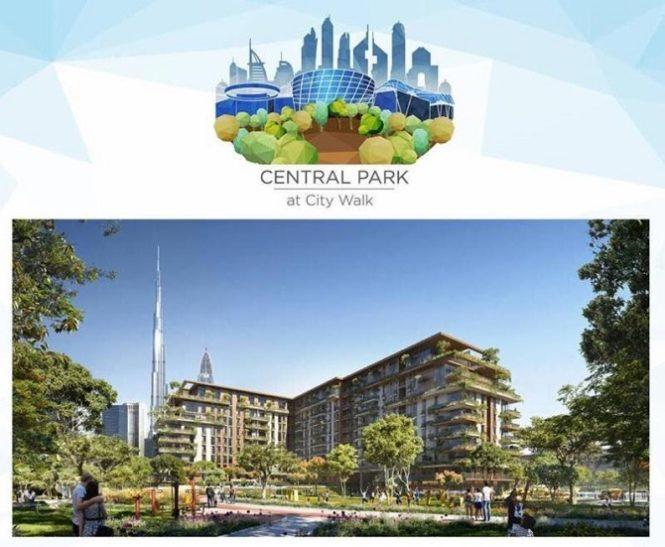 Central Park at City Walk - Meraas