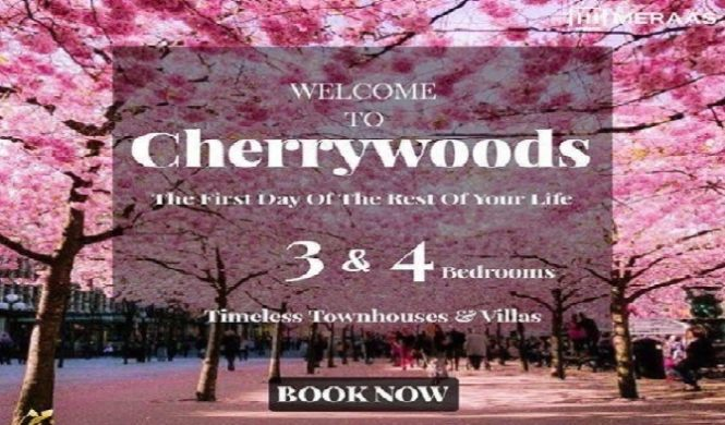 Cherrywoods Townhouses by Meraas - Al Qudra Road Dubai -Featured