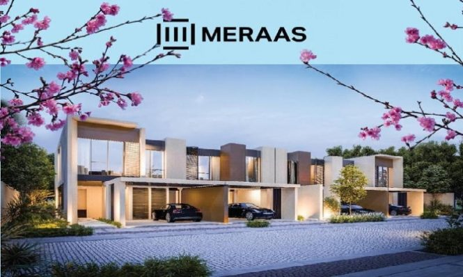 Cherrywoods Townhouses by Meraas at Al Qudra Road Dubai