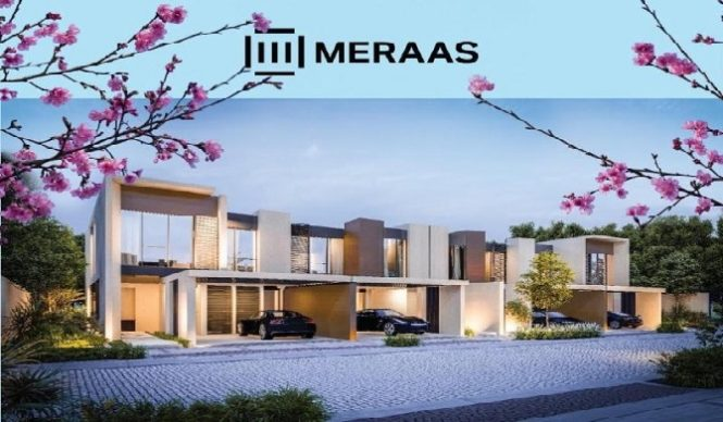 Cherrywoods Townhouses by Meraas at Al Qudra Road - Dubai Featured