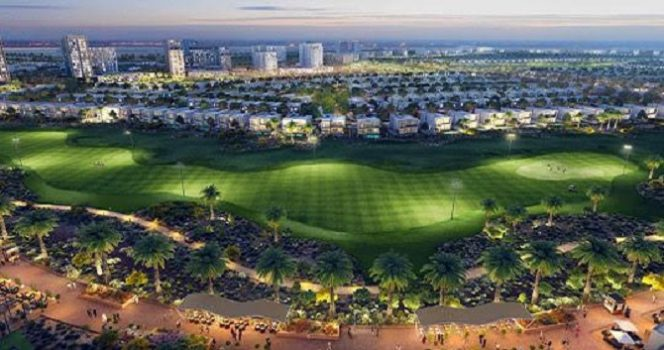 Expo Golf Villas by Emaar - Overview