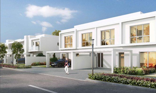 Arabella 3 at Mudon by Dubai Properties semi-detached Villas