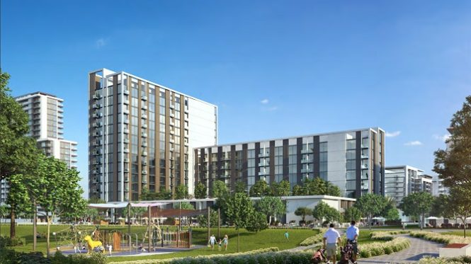 Golfville Apartments at Dubai Hills Estate by Emaar - Featured