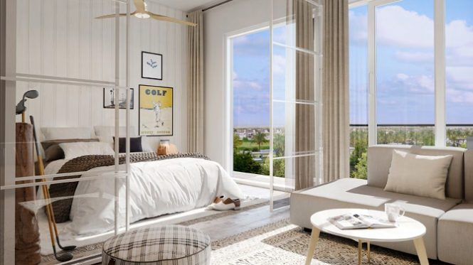 Golfville Apartments at Dubai Hills Estate by Emaar - Interior
