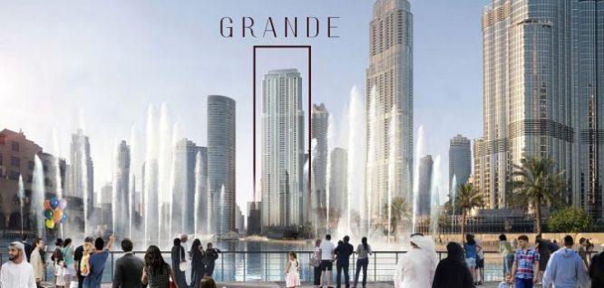 Grande by Emaar at Dubai Downtown Burj Khalifa District