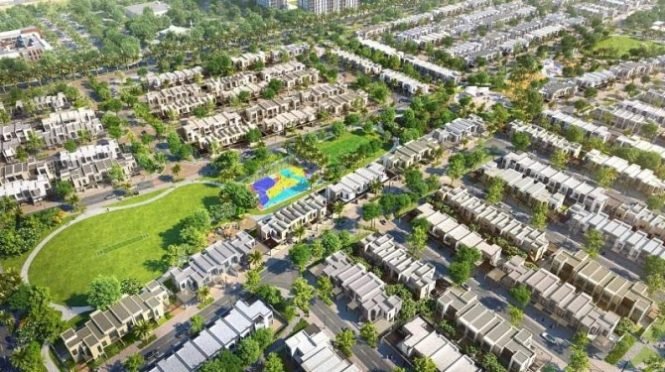 Joy Townhouses at Arabian Ranches III by Emaar