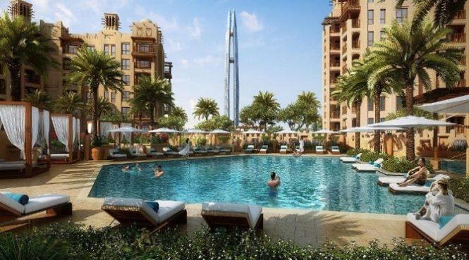 Madinat Jumeirah Living Asayel New Launch Phase 3 Overlooking Burj Jumeirah