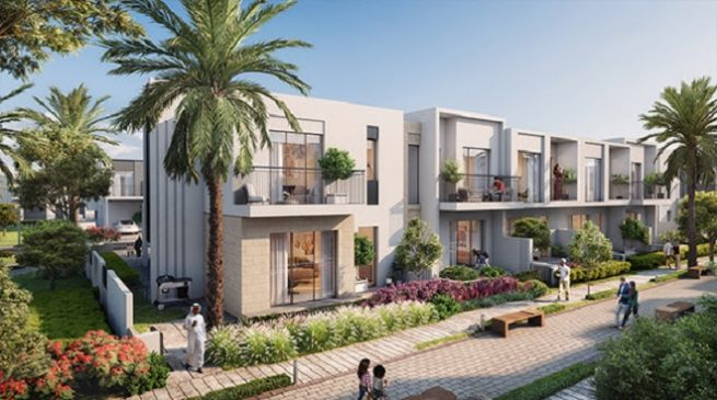 Emaar Expo Golf villas at Emaar South - Dubai