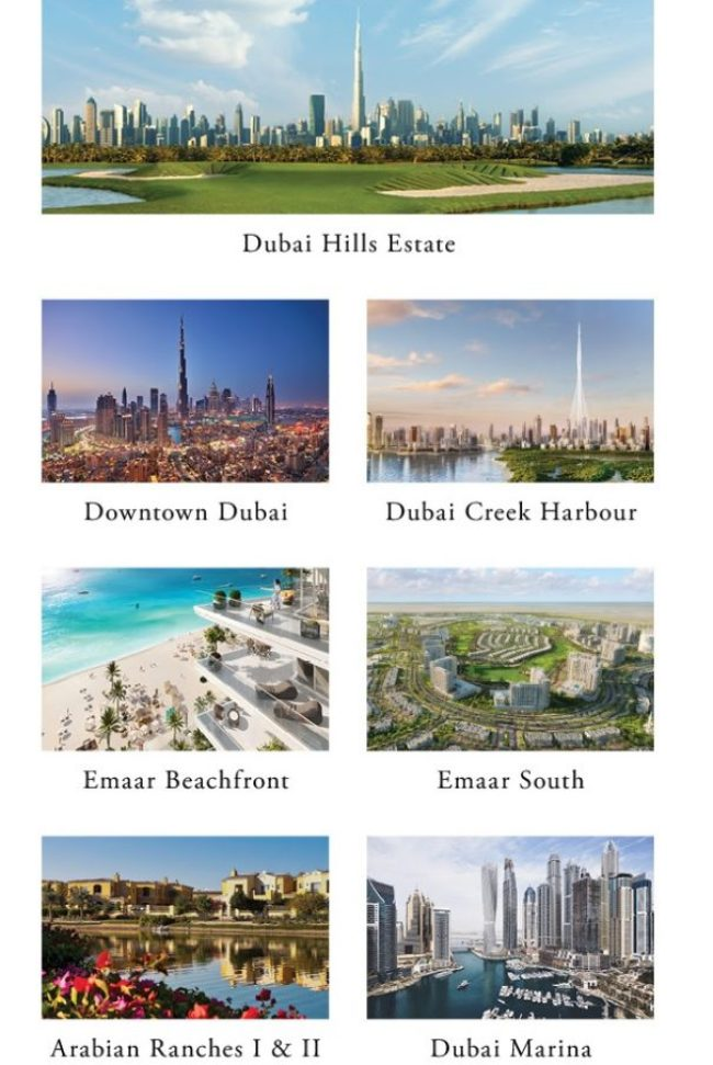 Emaar Ramadan Offer Dubai Properties Applicable Projects