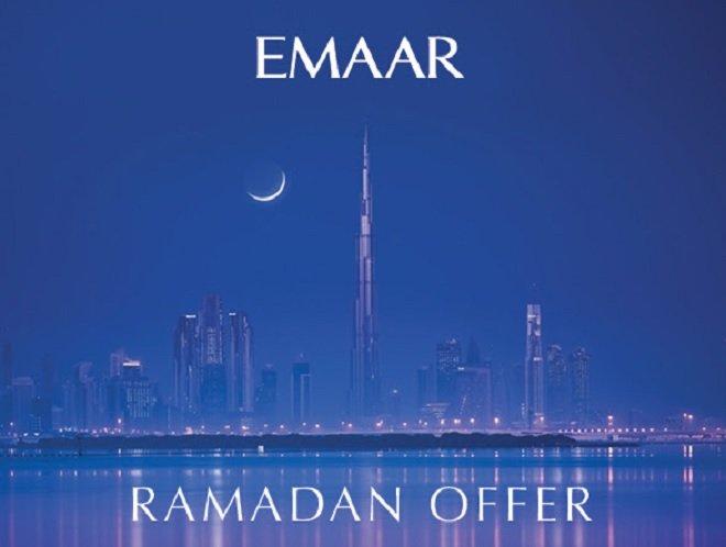 Emaar Ramadan Offer