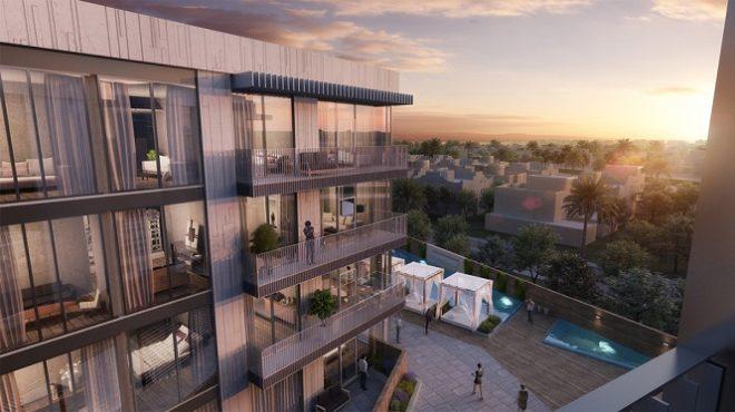 Q Gardens by AVS Developers - Arjan Dubai - Views