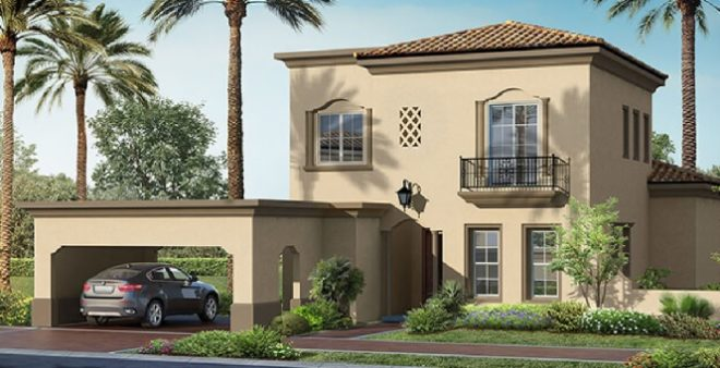 Arabian Ranches Lila Villa