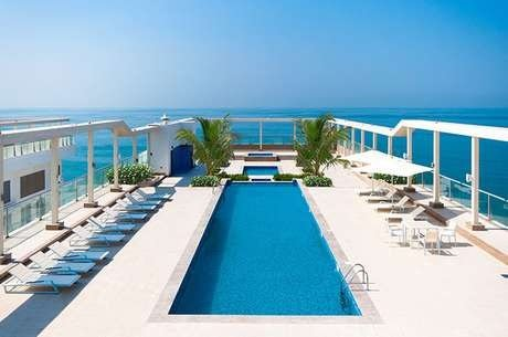 Pacific Al Marjan Island - RAK Ras Al Khaimah - UAE Swimming Pool