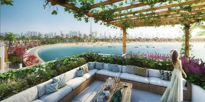Sur La Mer Townhouses in Jumeirah by Meraas Featured