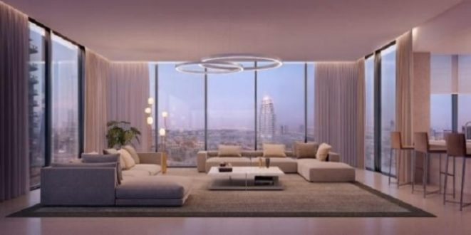Bellevue Towers - Business Bay - Interior