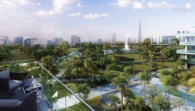 Dubai Hills Estate Apartments