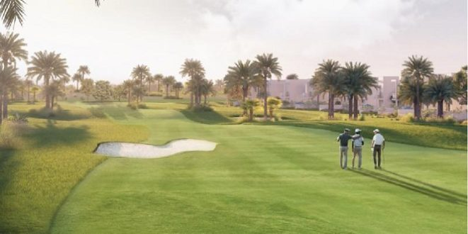 Emaar South Expo Golf Villas Golf Course