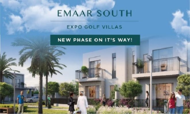 Emaar South Expo Golf Villas