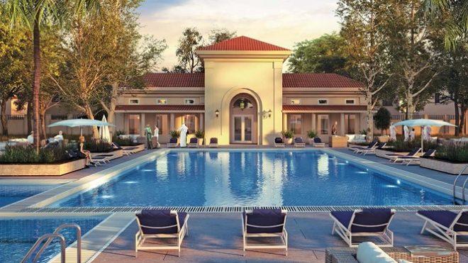 La Rosa - Villanova Dubai Swimming Pool