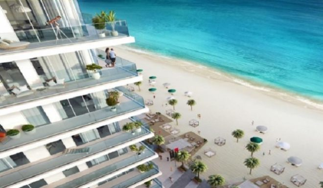 Sunrise Bay Beachfront Apartments by Emaar