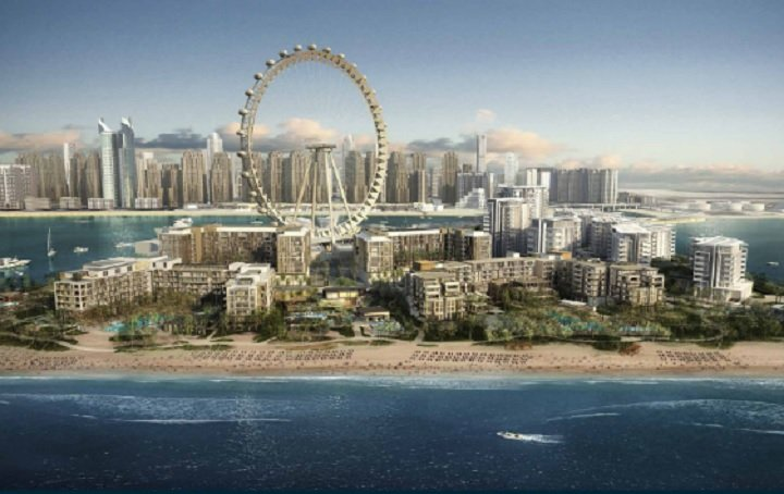Bluewaters Island - Ready to Move In Residential Units by Meraas