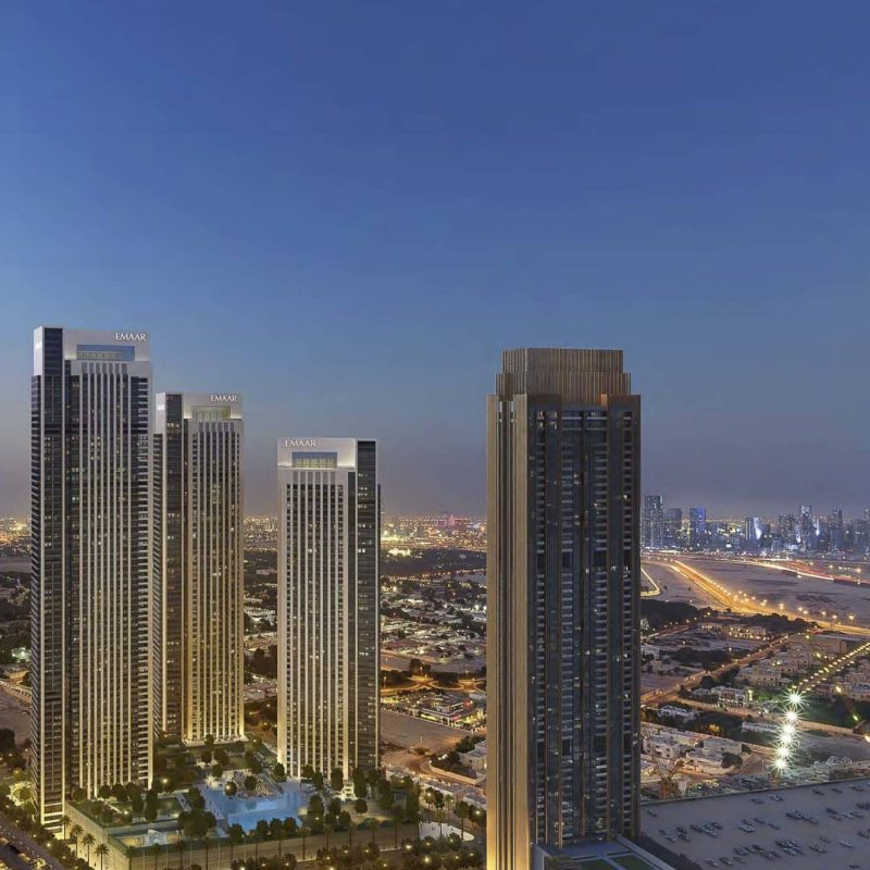 Downtown Views 2 by Emaar luxury apartments