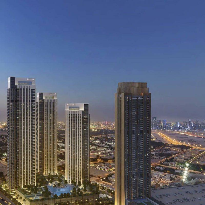 Downtown Views 2 by Emaar luxury apartments