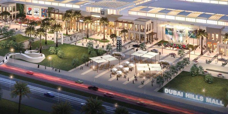 Dubai Hills Mall
