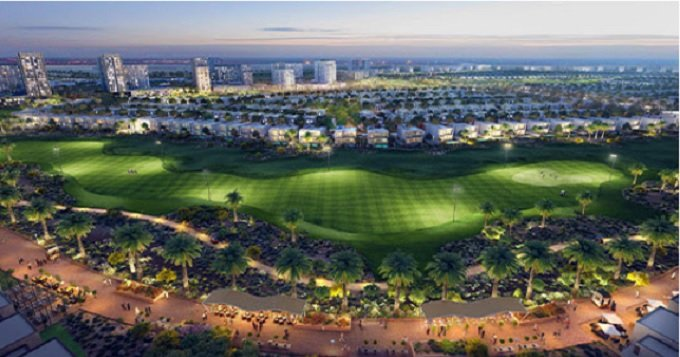 Emaar Expo Golf Villas Phase 5