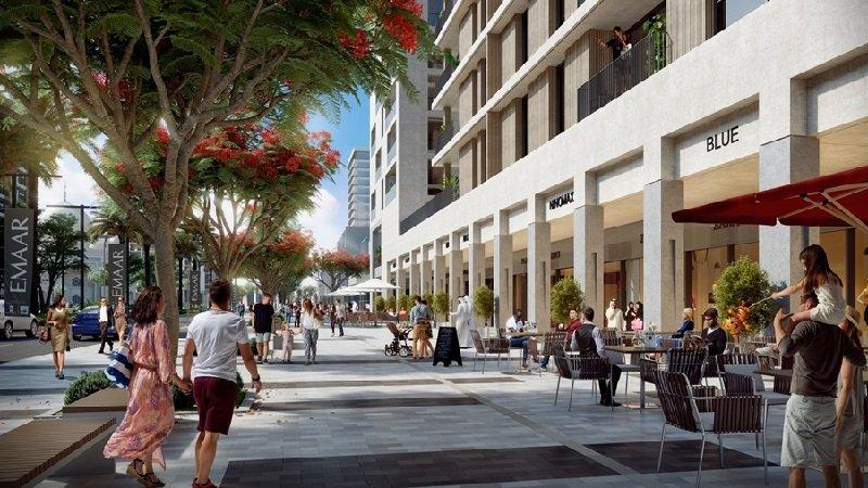 Park Ridge at Dubai Hills Estate by Emaar - Community