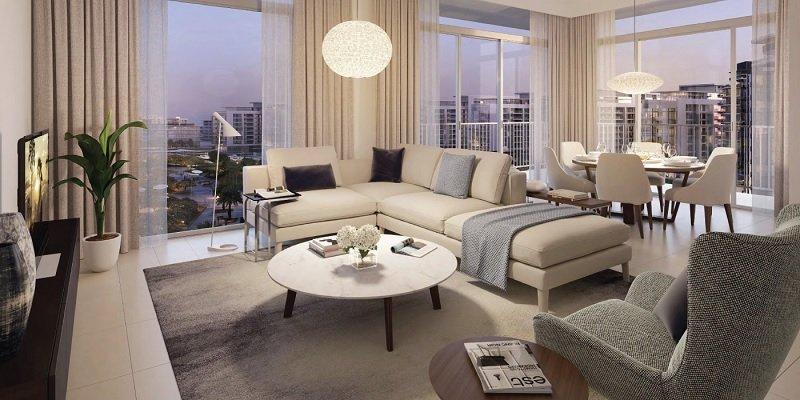 Park Ridge at Dubai Hills Estate by Emaar Interior