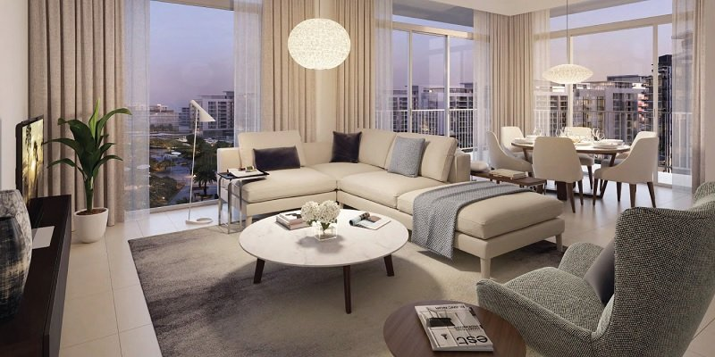 Park Ridge at Dubai Hills Estate by Emaar Interior